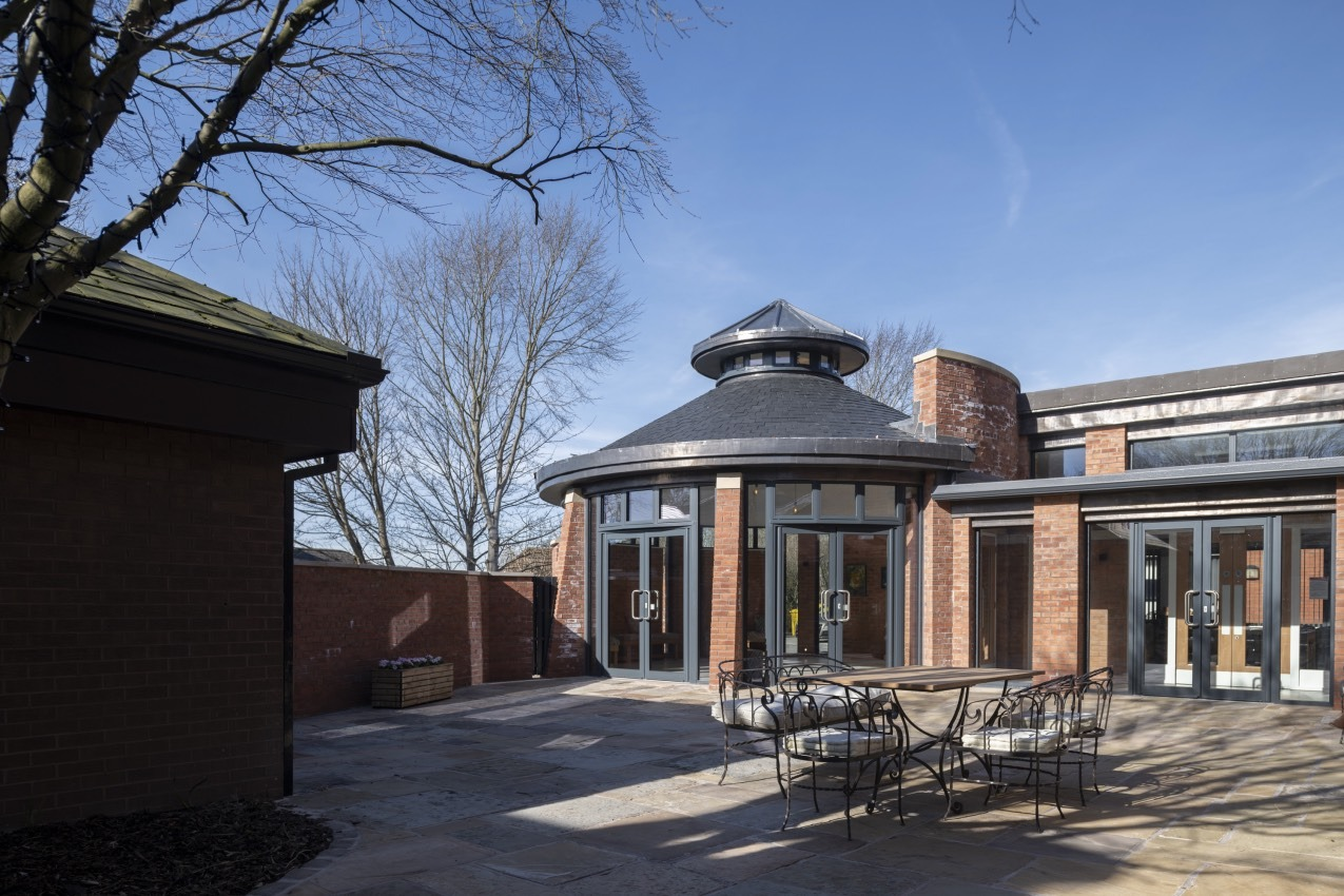 Stanton Andrews Architect image of Exterior of East Lancashire Hospice