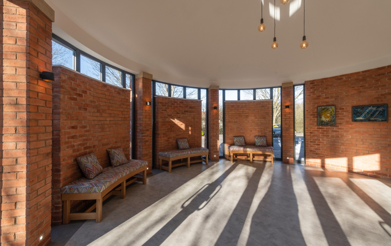 East Lancashire Hospice - a Stanton Andrews project