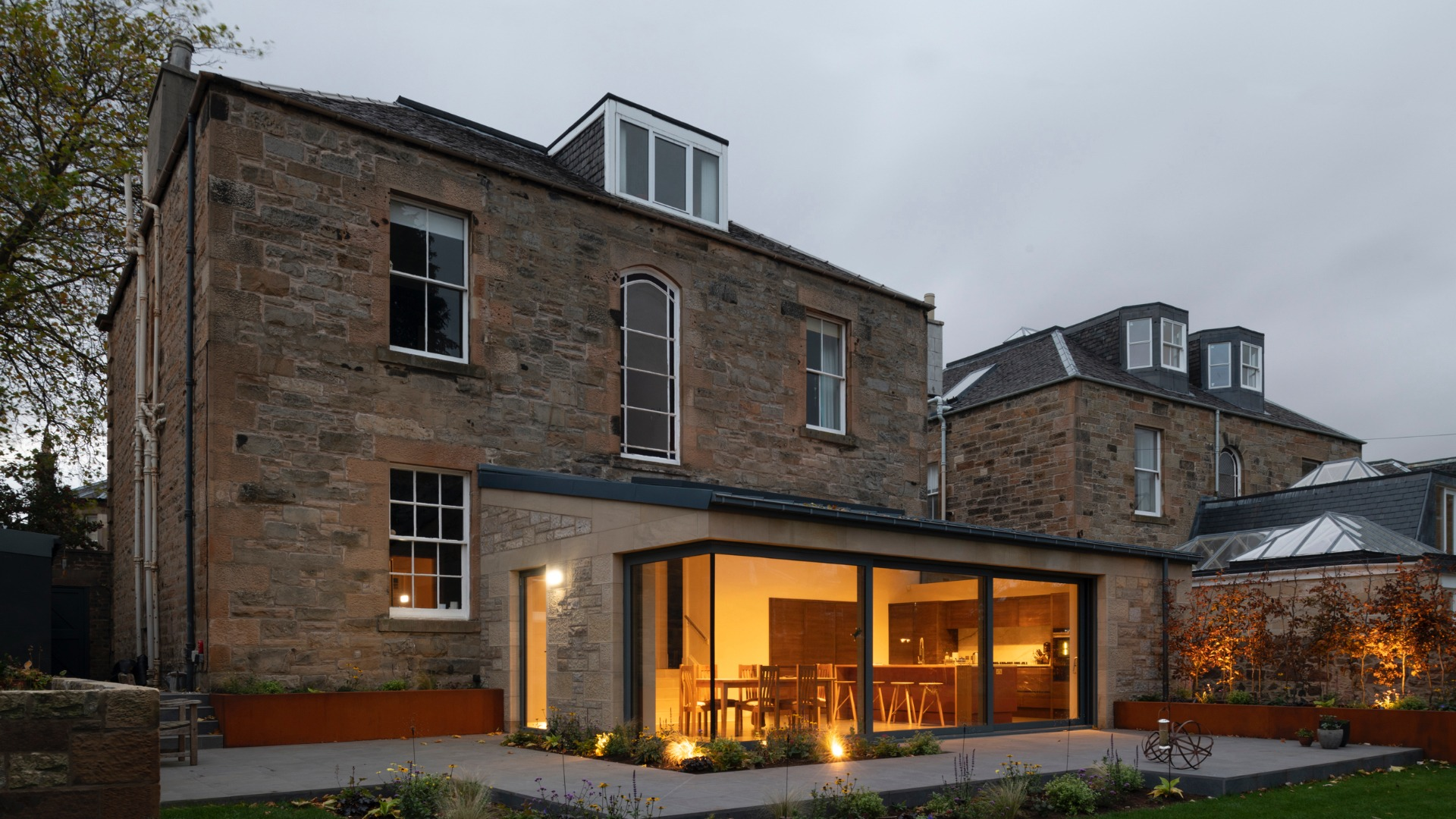 Mansion House Edinburgh - a Stanton Andrews project