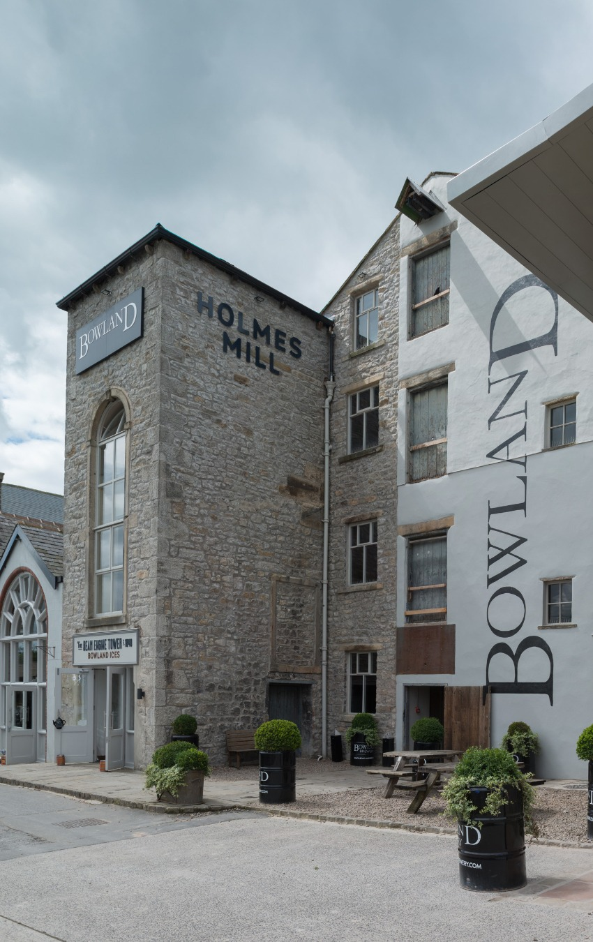 Holmes Mill, Clitheroe - a Stanton Andrews project