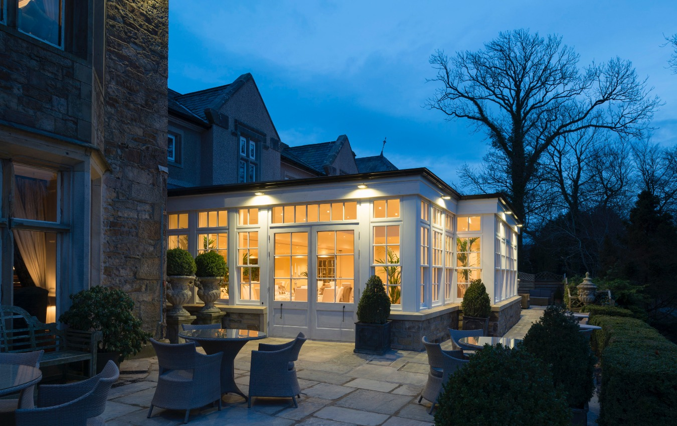 Mitton Hall Country Hotel, Ribble Valley