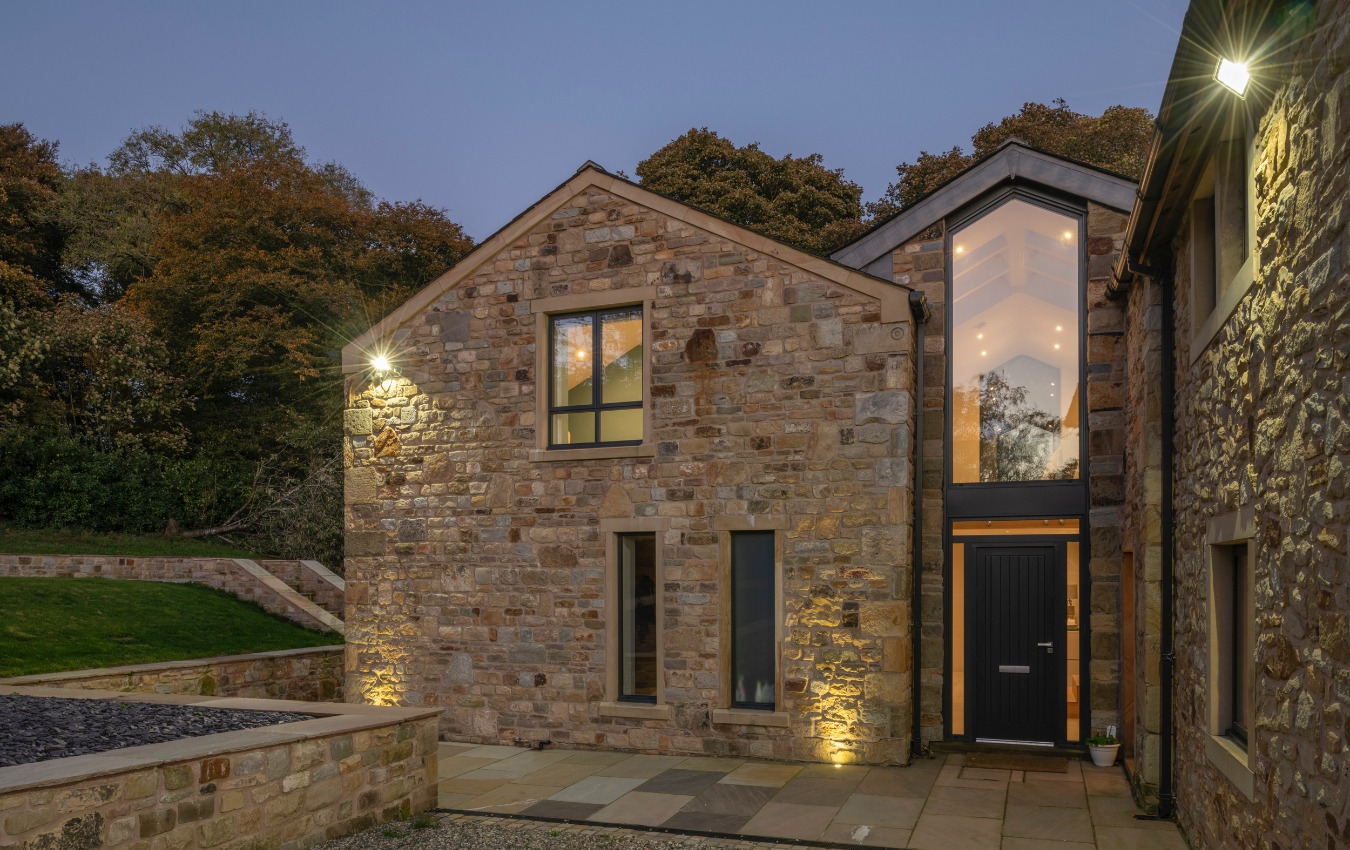 Farmhouse in Moor Nook, Ribble Valley - a Stanton Andrews project