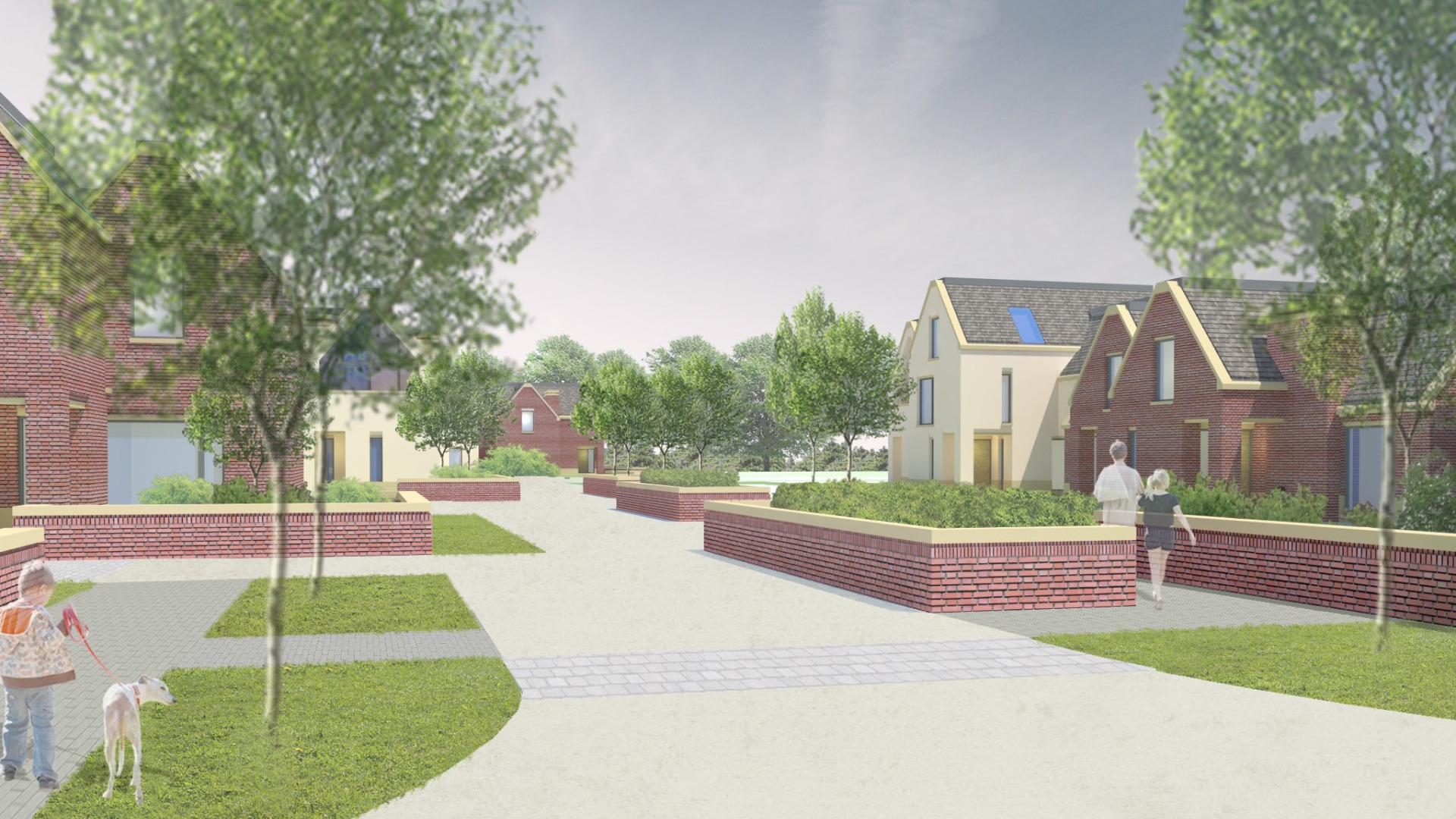 Sunnydale housing scheme, Little Eccleston - a Stanton Andrews project