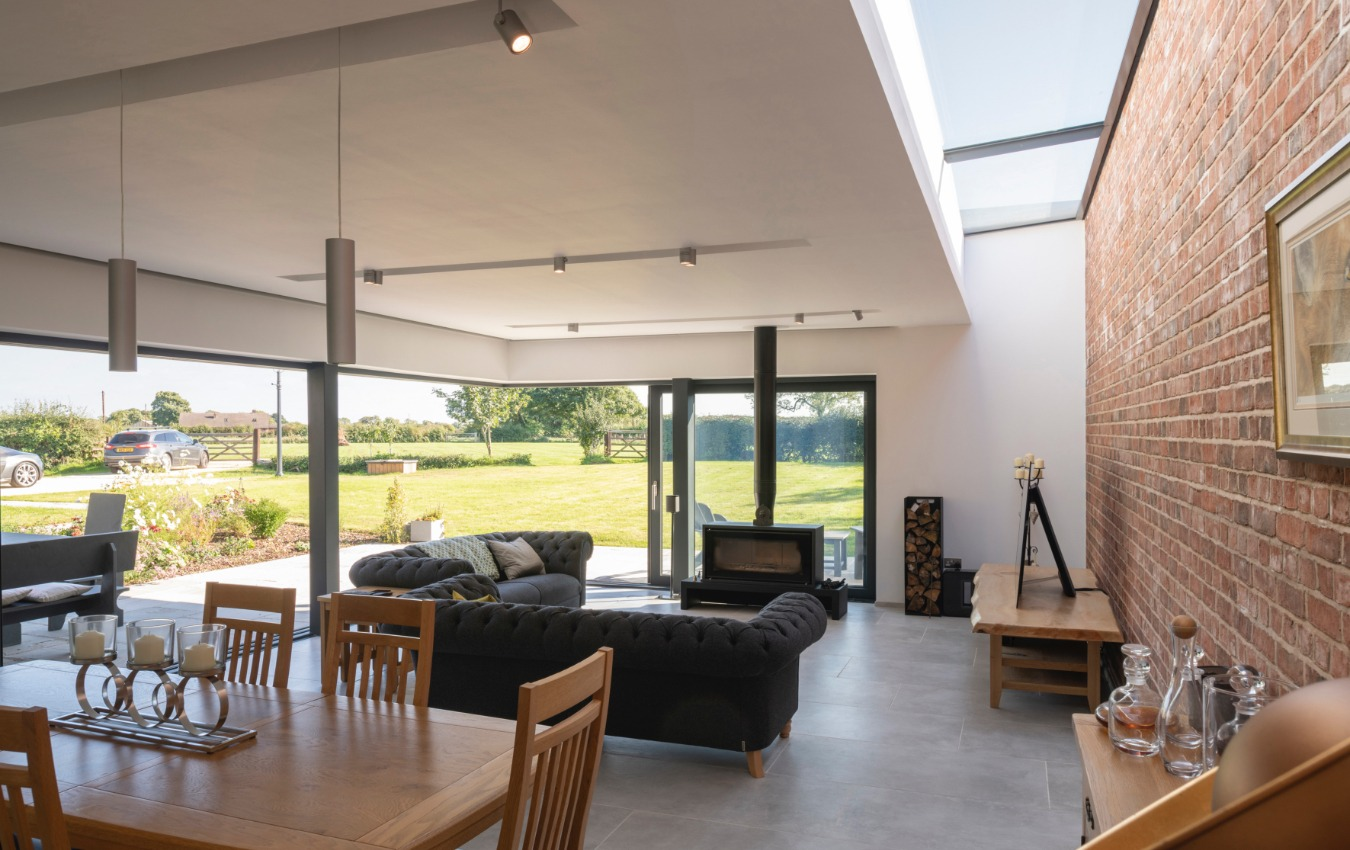 Woodplumpton barn conversion - a Stanton Andrews project