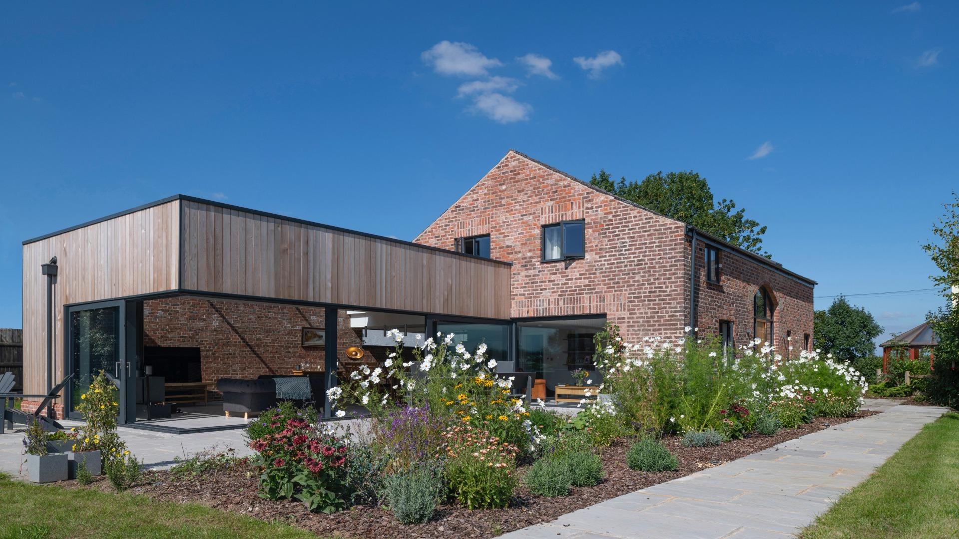 Woodplumpton barn conversion - a Stanton Andrews project
