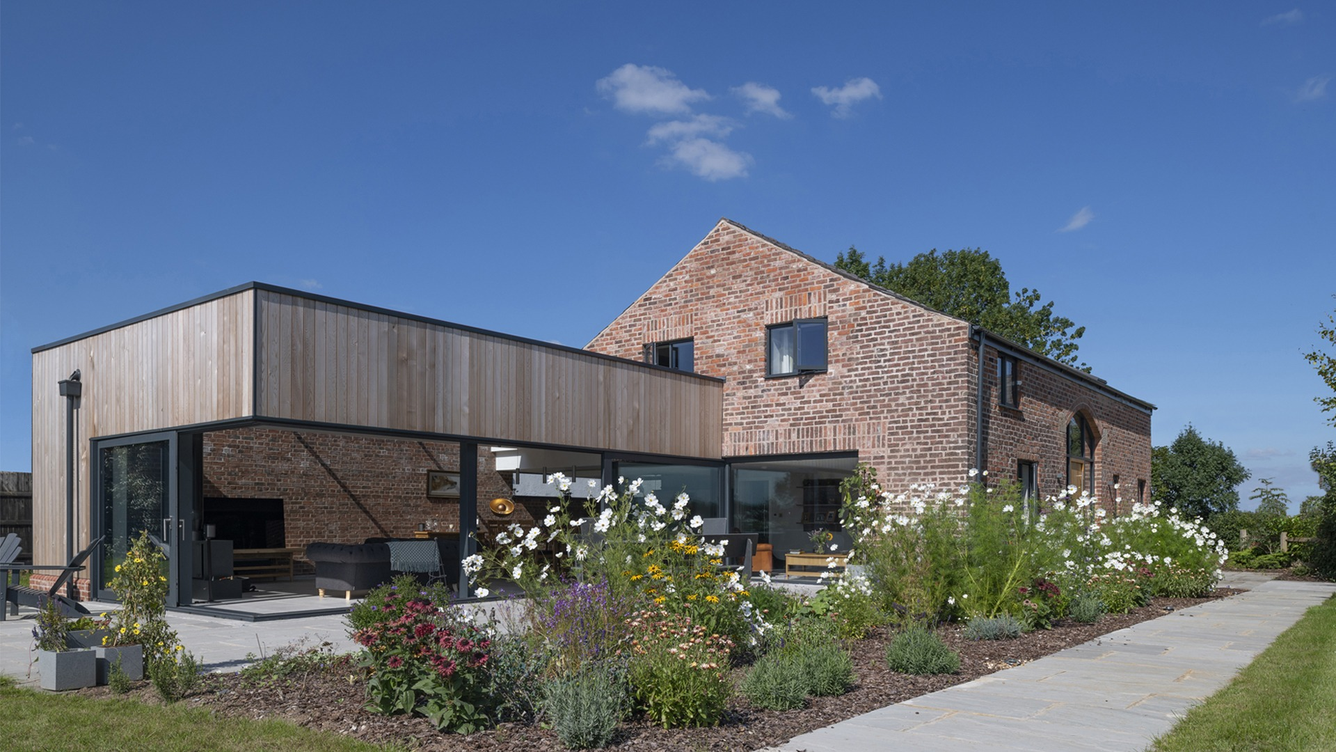 Converted barn in Woodplumpton - a Stanton Andrews project