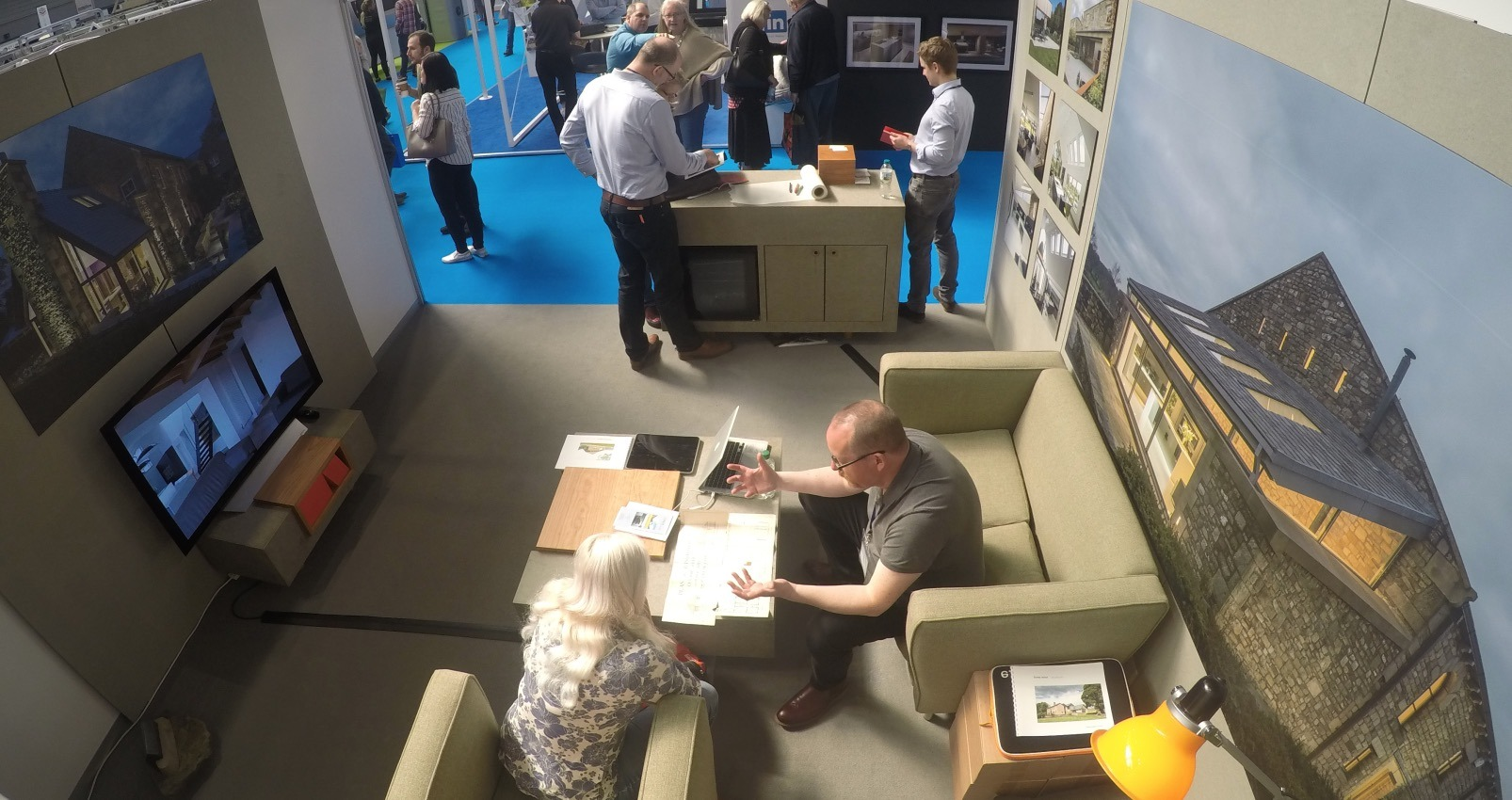 Stanton Andrews Architects appear at NEC Homebuilding & Renovating Show