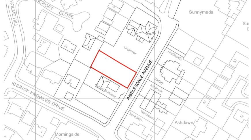 Successul planning application for House Design