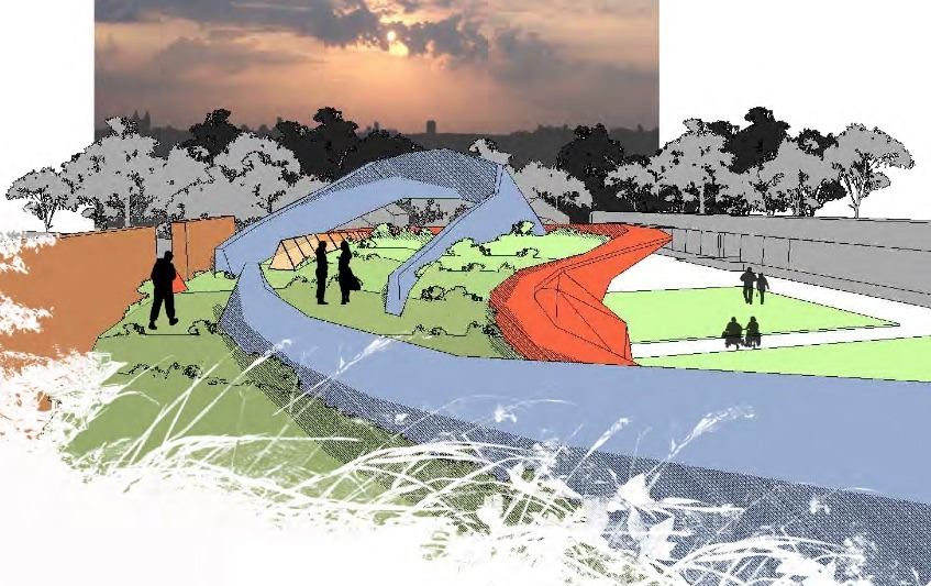 Stanton Andrews Architects competition response