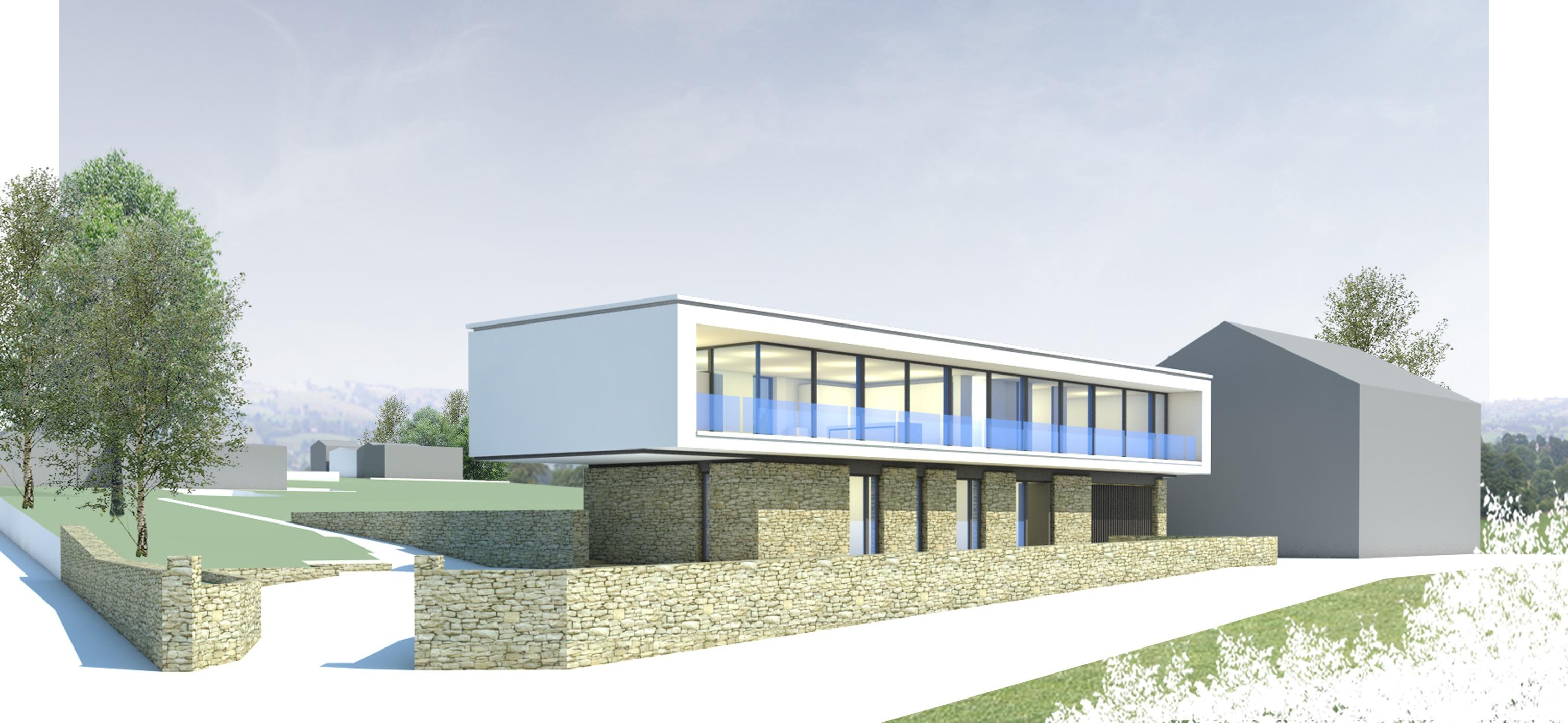 Stanton Andrews House Design No 2